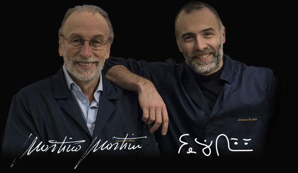 Federico e Martino Martini
