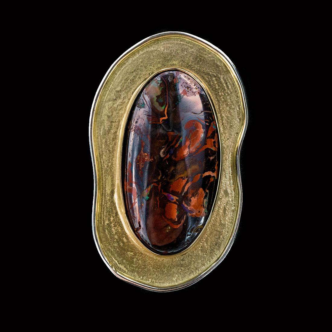 Ciondolo con opale